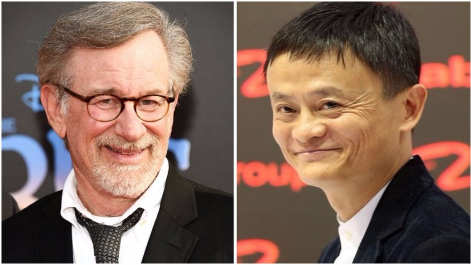 Китайский холдинг Alibaba купил долю встудии Стивена Спилберга