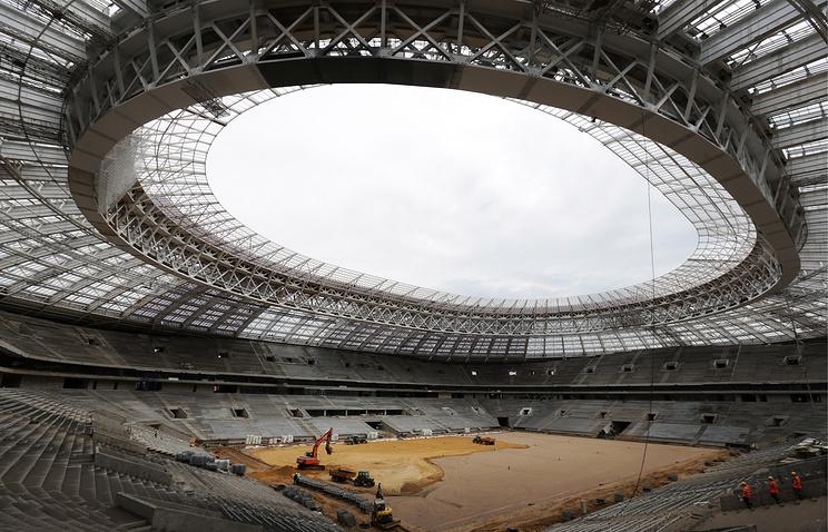 Мутко желает пригласить наоткрытие стадиона «Лужники» сборные Бразилии либо Аргентины