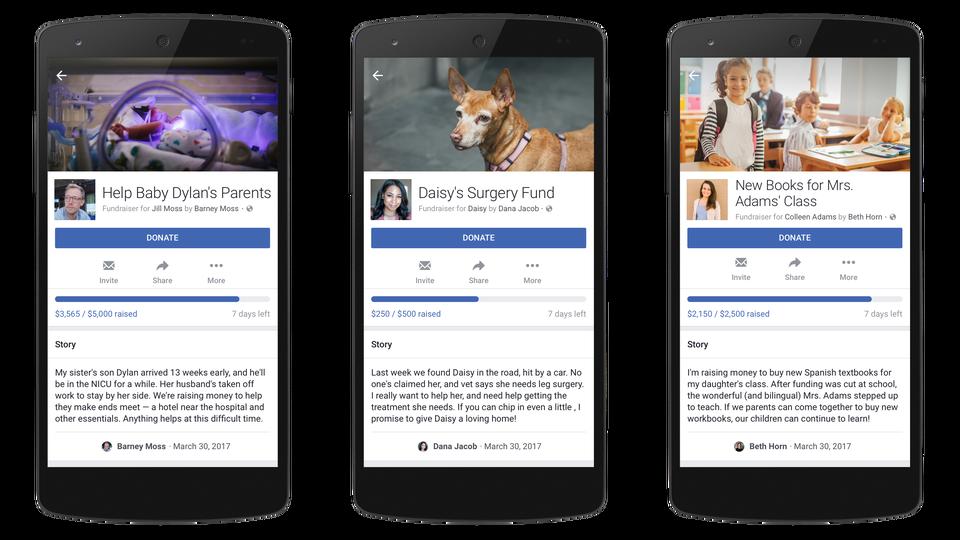 Для благих целей: социальная сеть Facebook запускает важную функцию