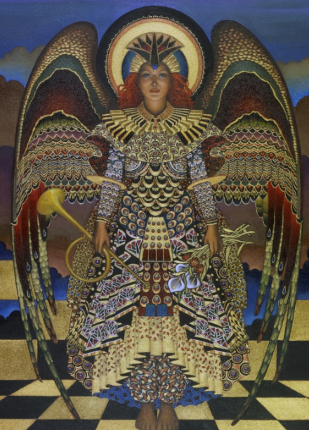 """Ангел"", Jane Whiting Chrzanoska"