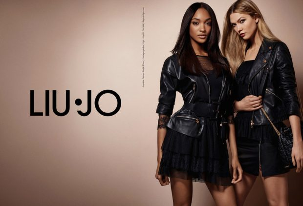 Jourdan Dunn & Karlie Kloss Star in Liu Jo Fall Winter 2016.17 Campaign