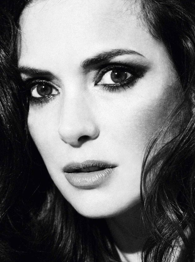 Stranger Things Star Winona Ryder Graces Harper's Bazaar Germany