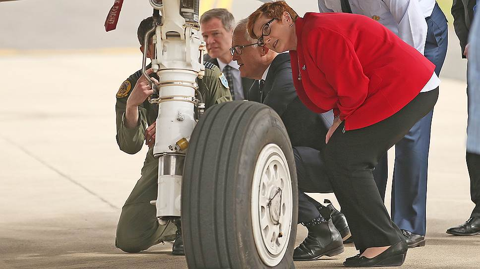 Мариз Пэйн стала министром обороны Австралии 21 сентября 2015 года
