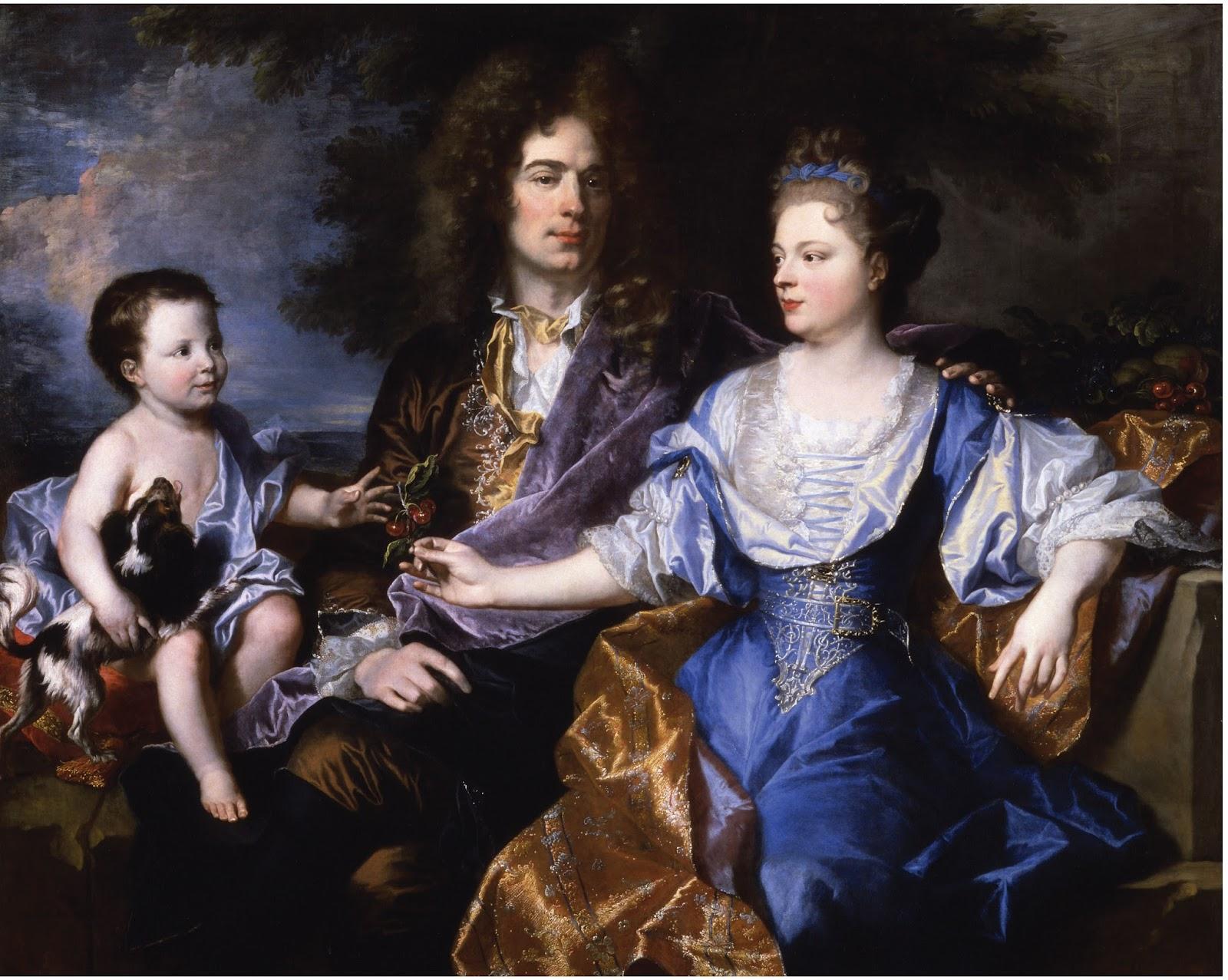 4  rigaud 1692_-_la_famille_Léonard_(Louvre).jpg