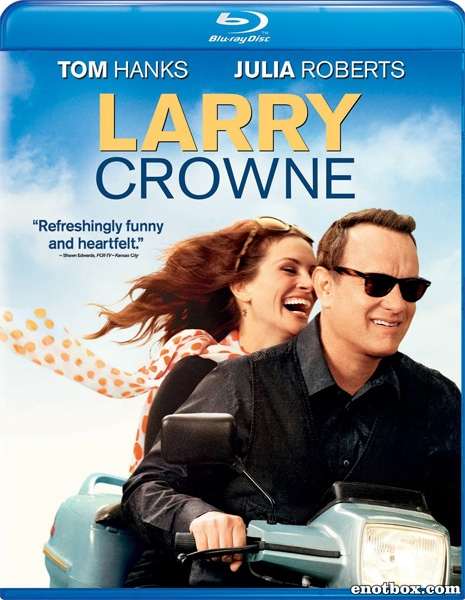 Ларри Краун / Larry Crowne (2011/BDRip/HDRip)