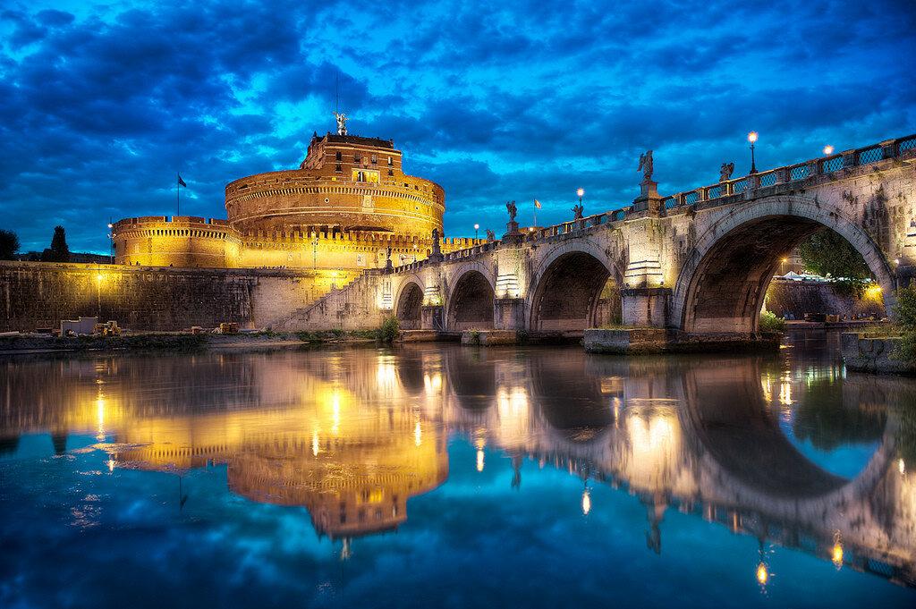 "Ponte Sant""Angelo"