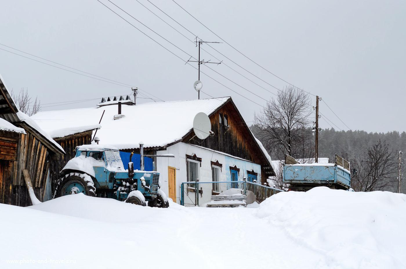 Фотография 28. Беларус на Урале. Камера Nikon D5100 с репортажным светосильным объективом Nikon 17-55mm f/2.8G ED-IF AF-S DX Zoom-Nikkor