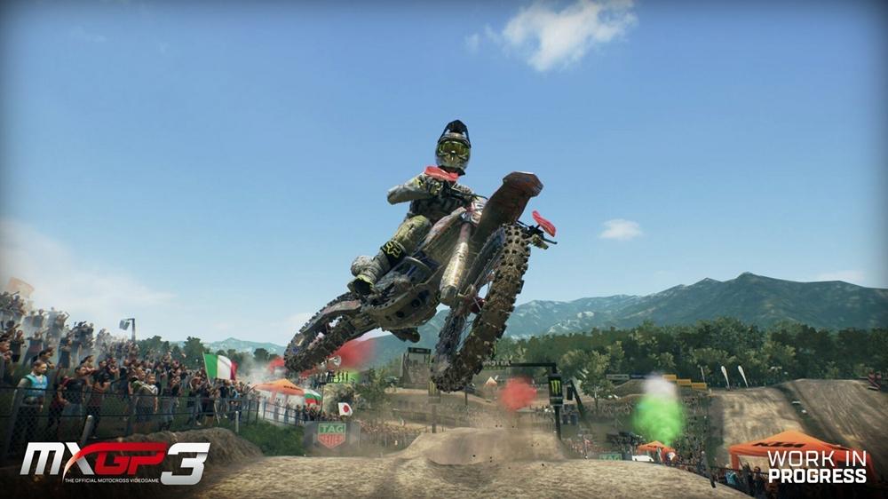 Студия Milestone представила видеоигру MXGP3 на тему мотокросса