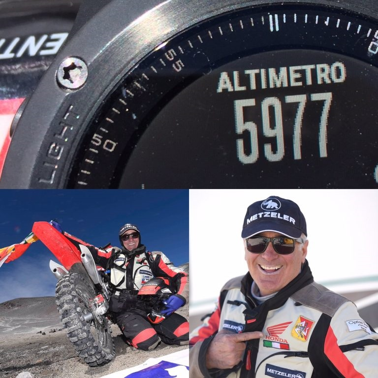 Команда Metzeler MC 360 установила несколько рекордов