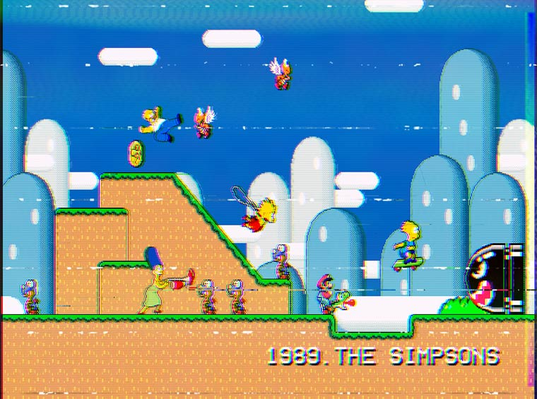 Super Mario Bros: 30 years of Pop Culture - Revisiting history through Mario Bros