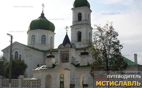 Храм Александра Невского. Мстиславль.