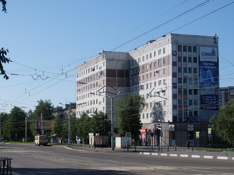 Новокузнецк - Проспект Октябрьский