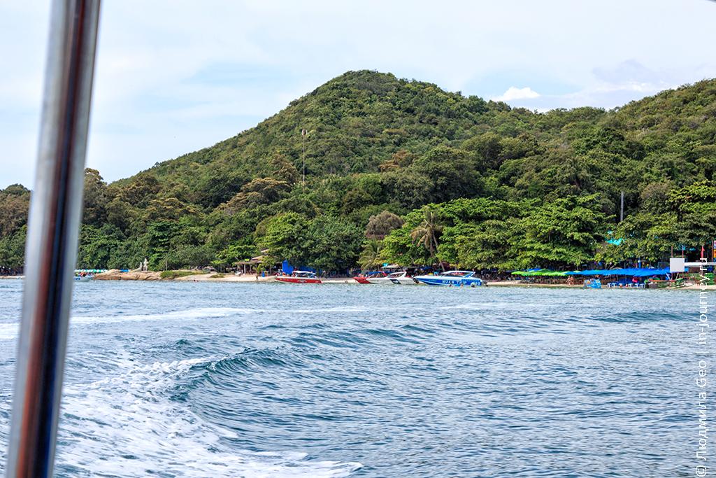 остров самет природа