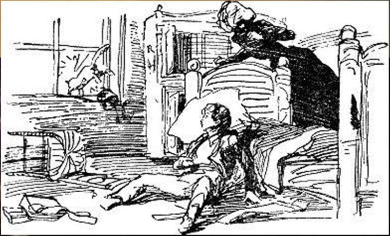 Иллюстрация В. Н. Горяева к пр-ю М.Твена Приключения Тома Сойера (22).jpg