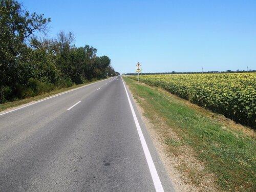Велосипед и дорога, к Природе и бардам, на косу Ясенскую. 2017-08-12