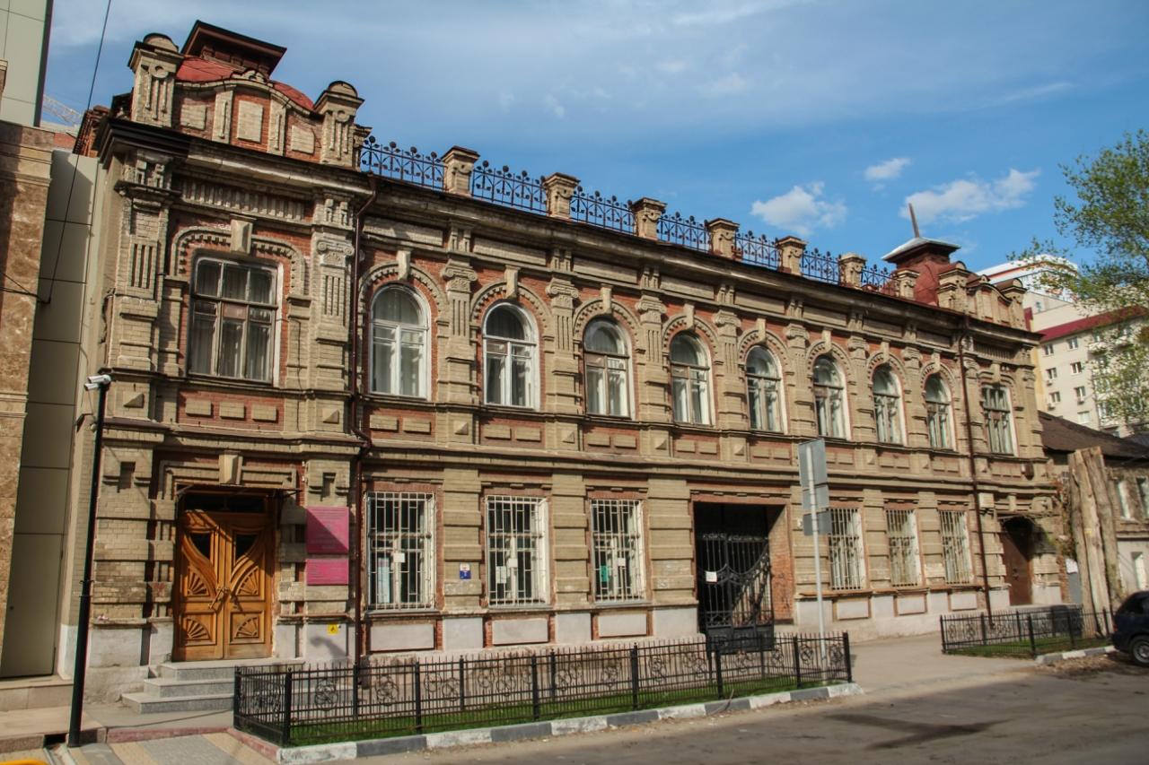 Дом-музей Ульяновых, дом Бузика