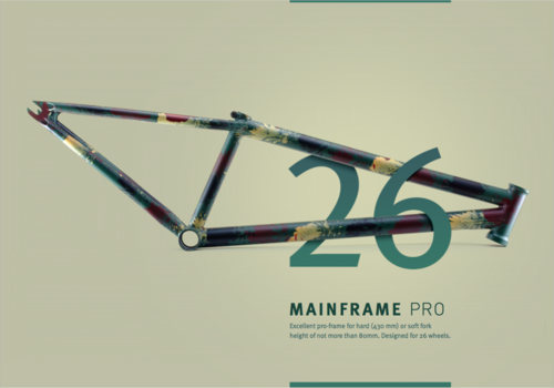 Pride-Street Main Frame Pro 26