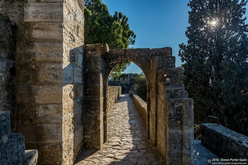 Лиссабон. Замок Св. Георгия