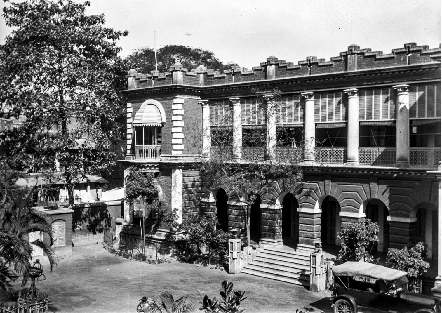 1294. Особняк Тагора в Калькутте