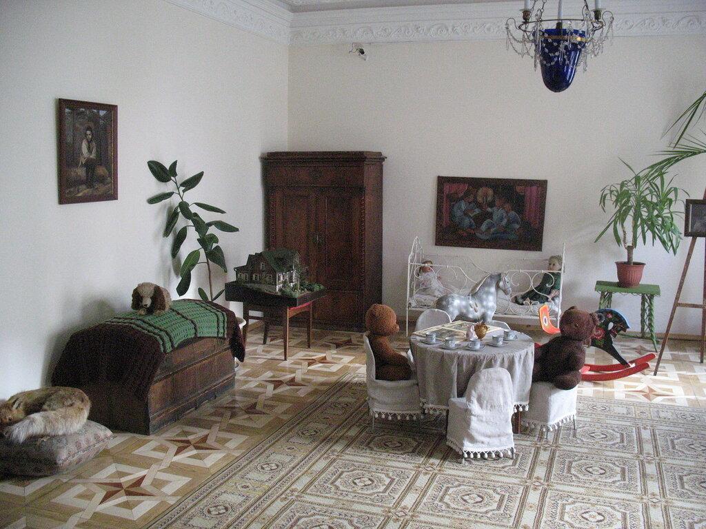 Маринин дом. Часть IV