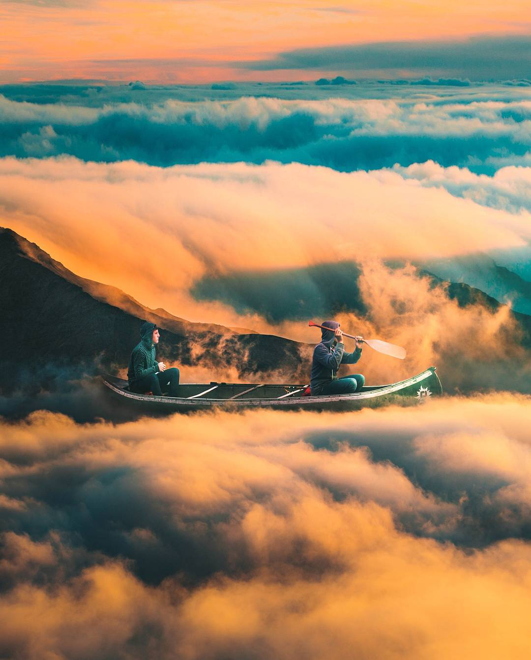 Волшебные миры на снимках Рональда Онга