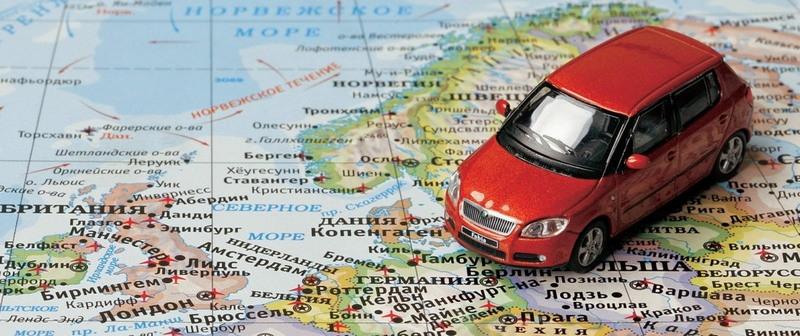 Путешествие на арендованном автомобиле по Нидерландам