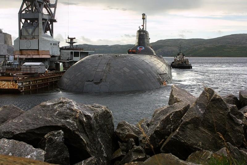0 1801a3 640a476b orig - Самая большая подлодка в мире. Конечно, наша - русская.