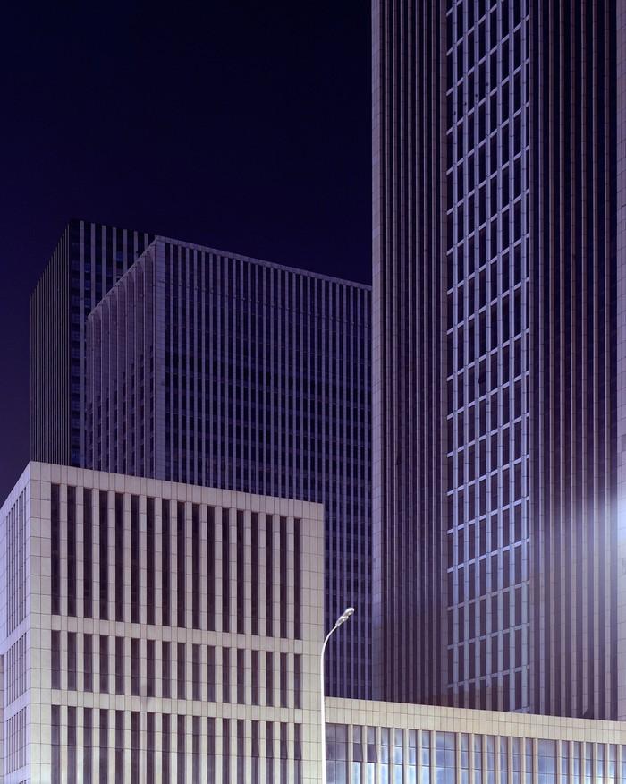 «Китайский Манхэттен» тоже поражает воображение: реплика нью-йоркского острова задумывалась как круп