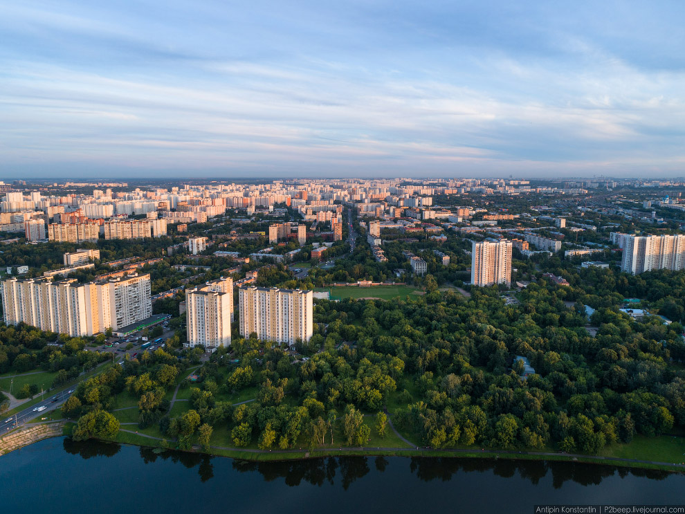 66. Парк 850-летия Москвы.