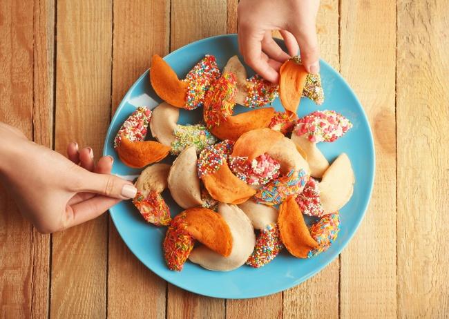 © belchonock/depositphotos.com     Эти милые печеньки традиционно ассоциируются унас ск