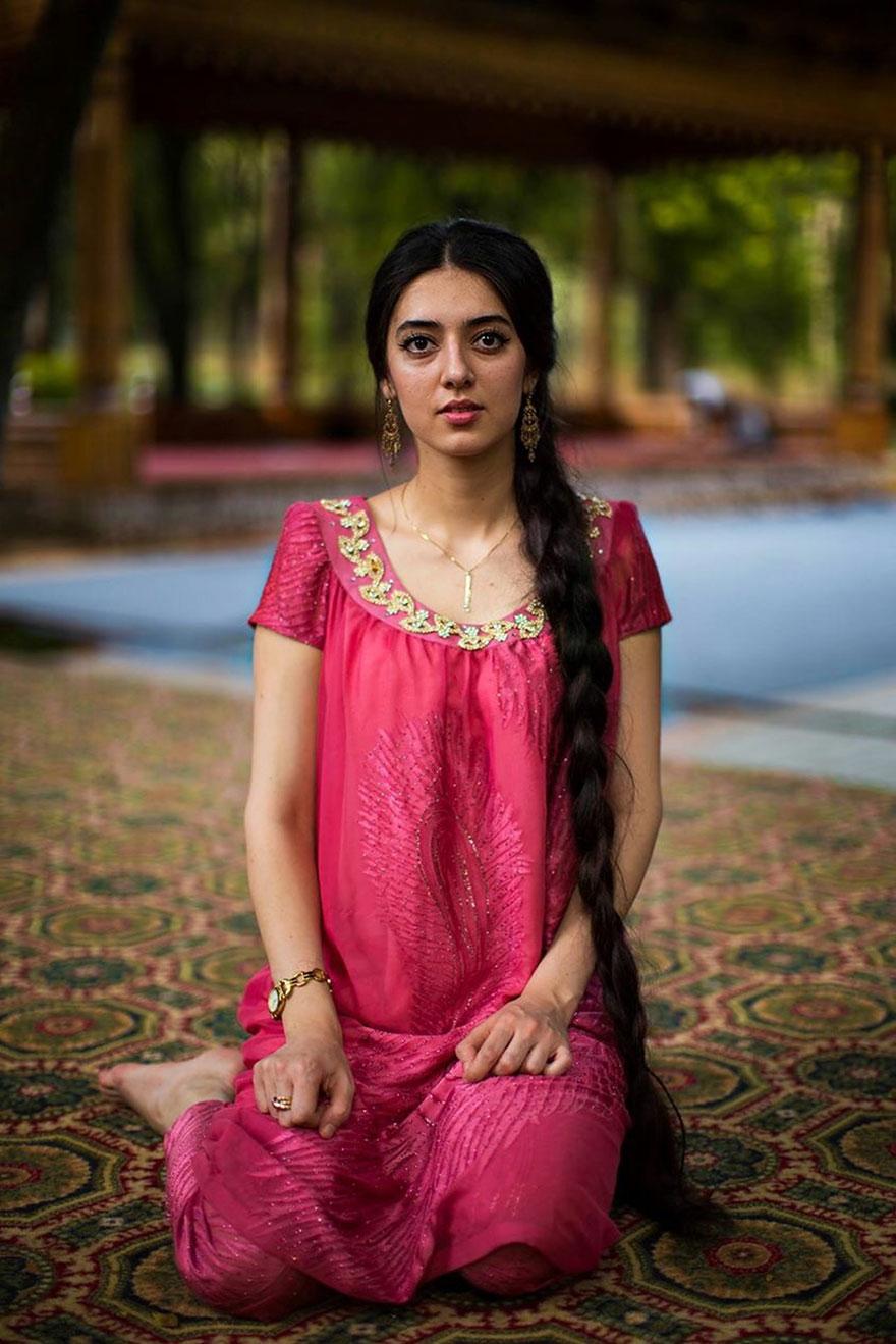 нем самая красивая таджичка в мире фото том, что касается