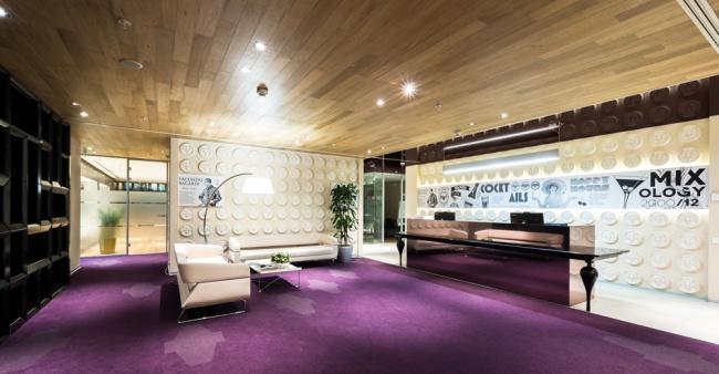«Бакарди Рус» показала свой новый офис