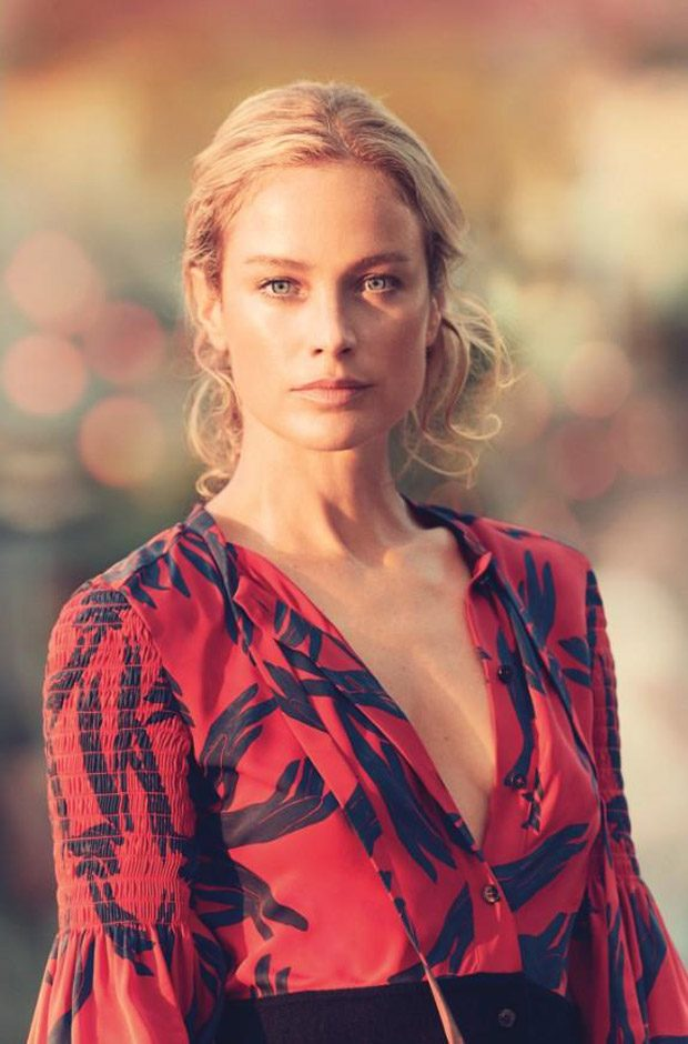 Carolyn Murphy is the Cover Star of Vogue Mexico August 2017 Issue