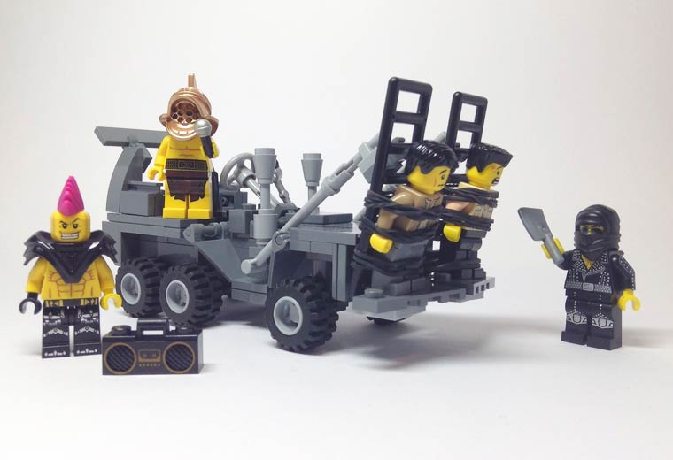 Images © LEGO Will
