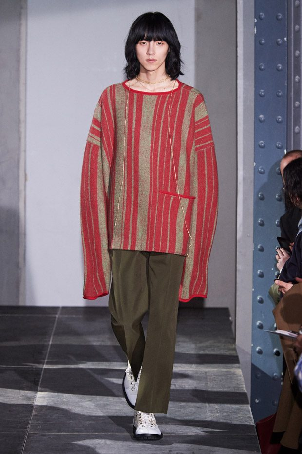 PFW: ACNE STUDIOS Fall Winter 2018.19 Menswear Collection (26 pics)