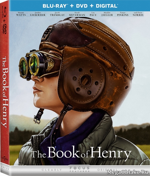 Книга Генри / The Book of Henry (2017/BDRip/HDRip)