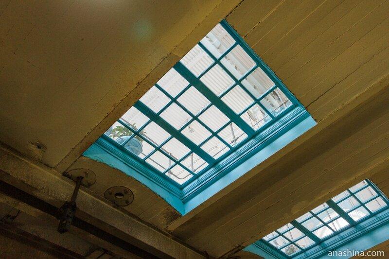 Световое окно, Мытищинская насосная станция