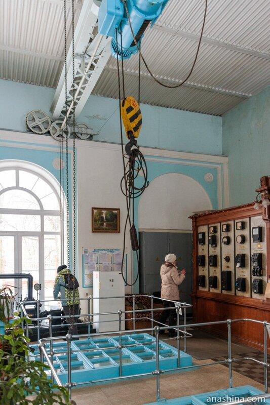 Мытищинская насосная станция