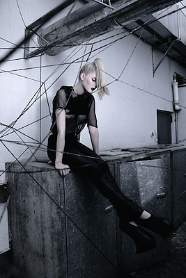 Stunning Fashion & Beauty Shots by Julia Kiecksee