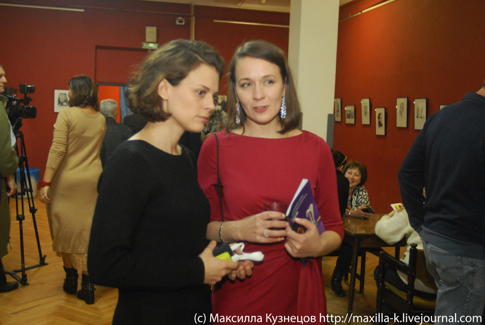 Дарья Жовнер и фильм Теснота