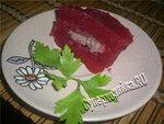 Рецепт заливного из языка с желатином