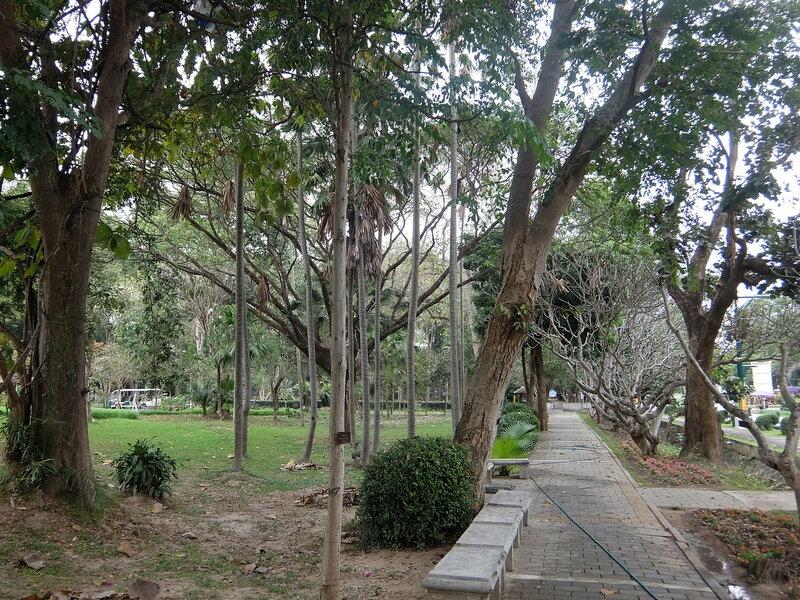 Чиангмай - Университет - Парк