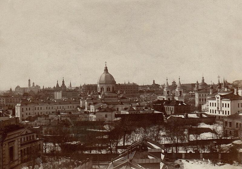 Ивановский монастырь. 1906