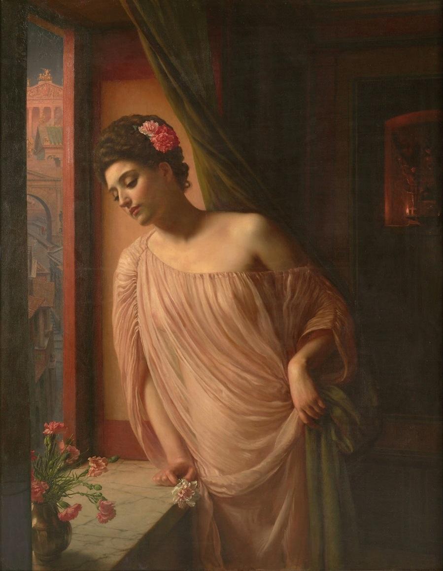 1904_Астерия Веллингтон, музей Те Папа Тонгарева.