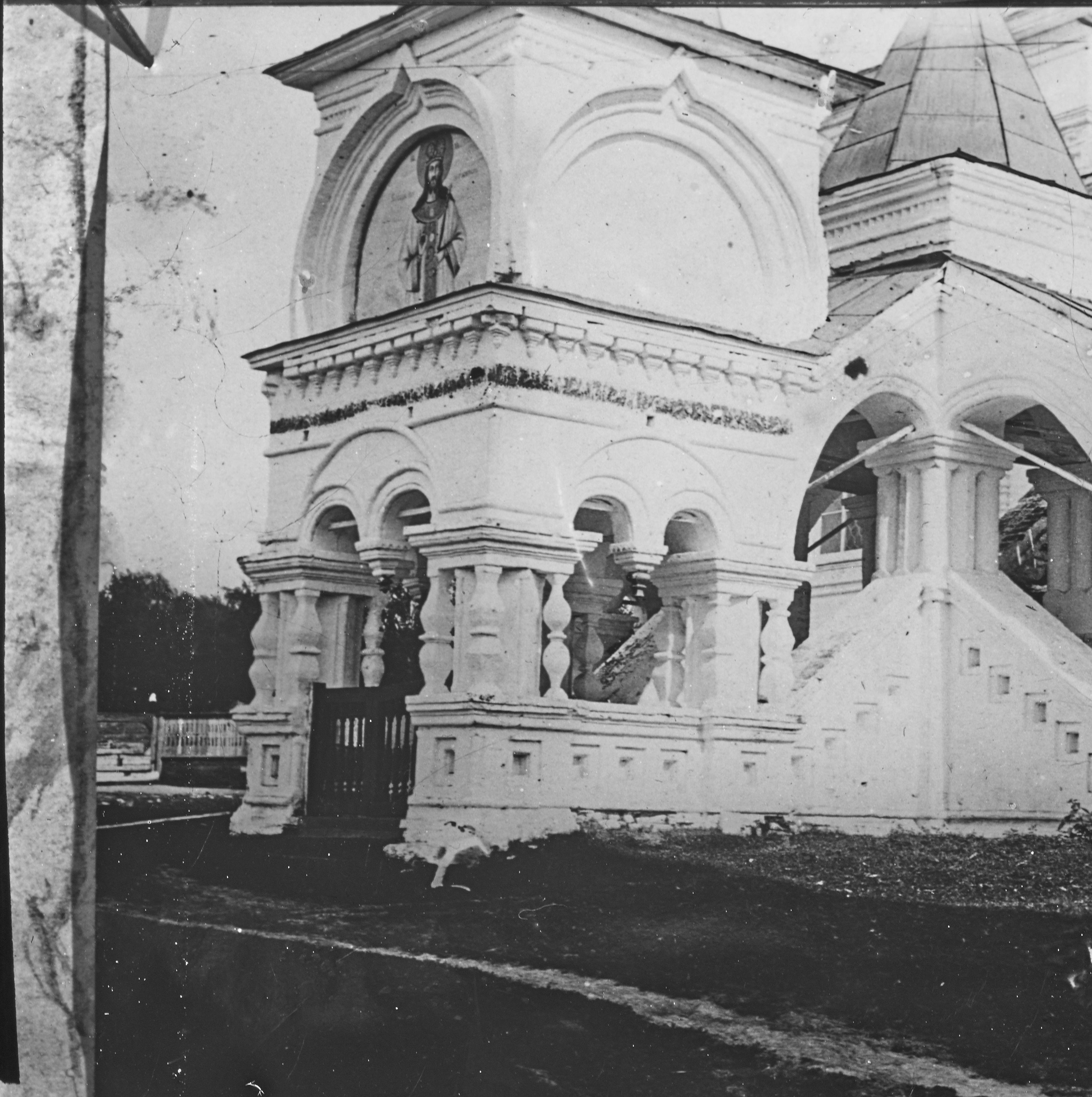 Троицкий собор. 1896