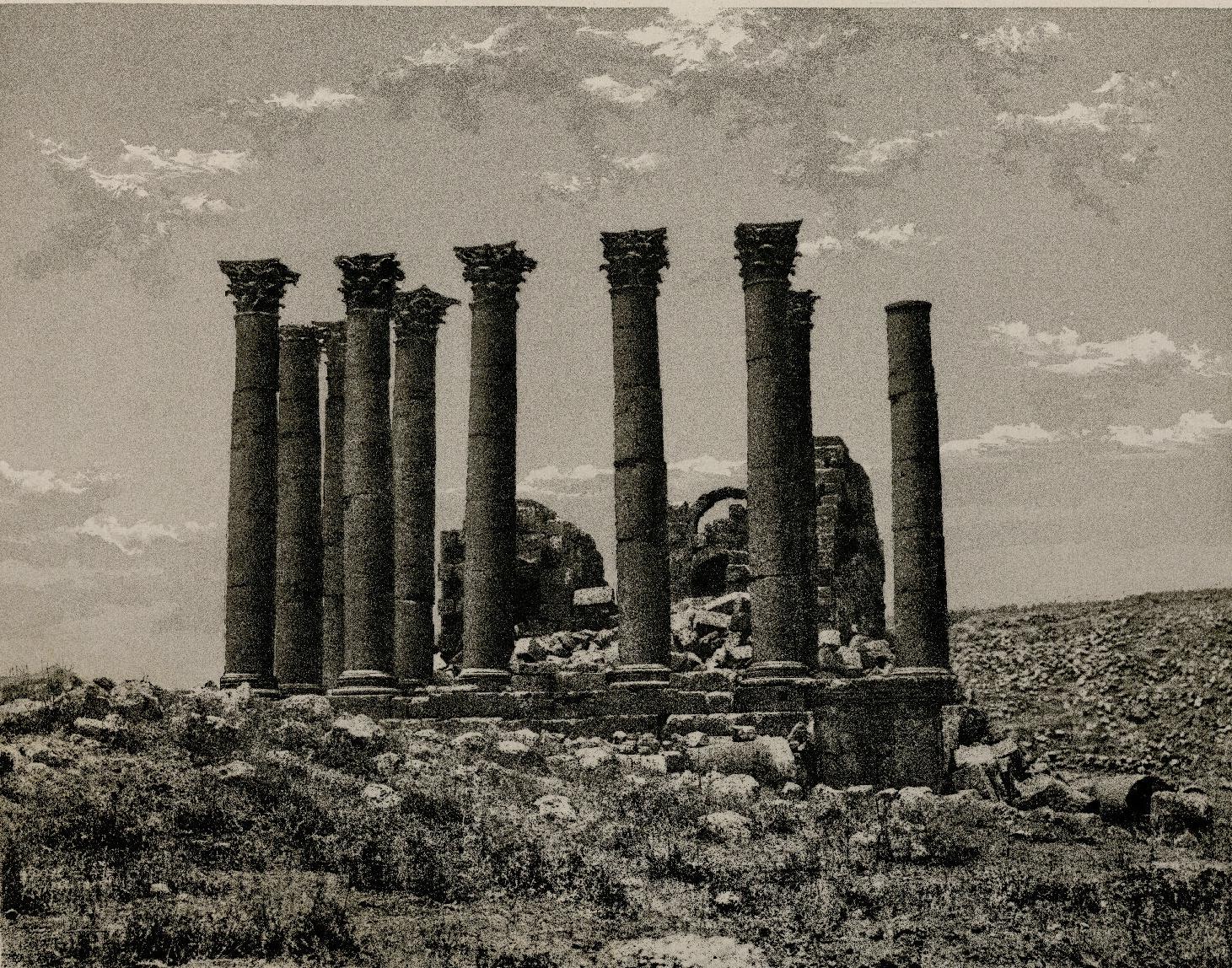 52. Джараш. Храм Артемиды