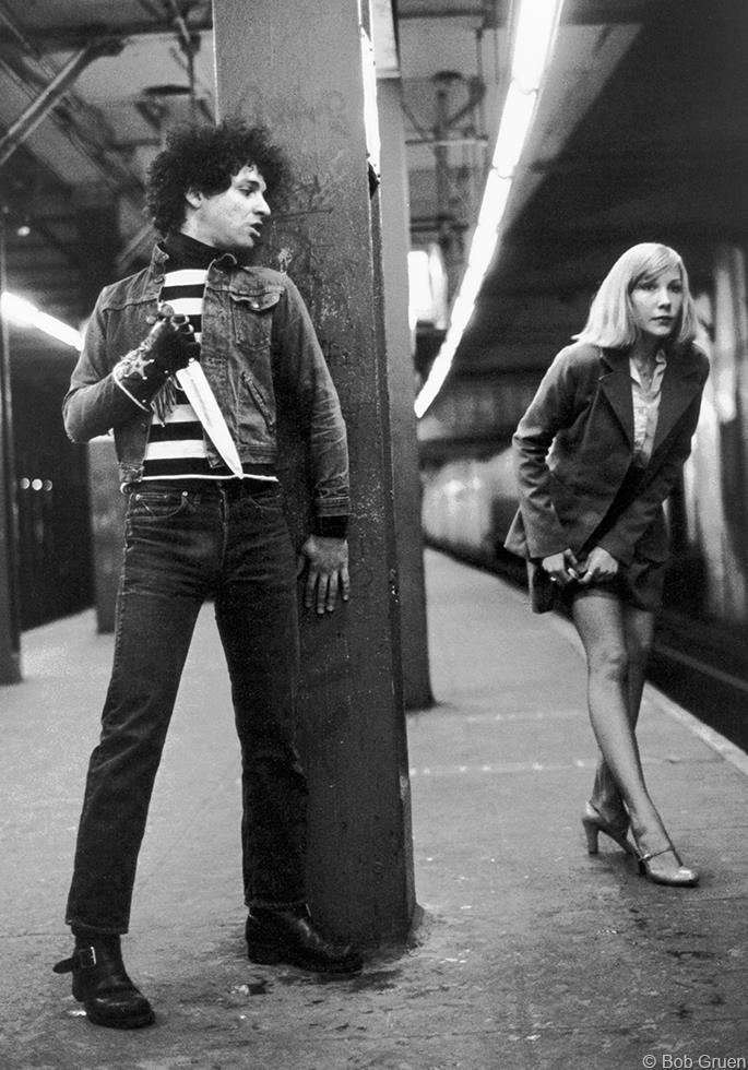 1977. «New York Dolls»