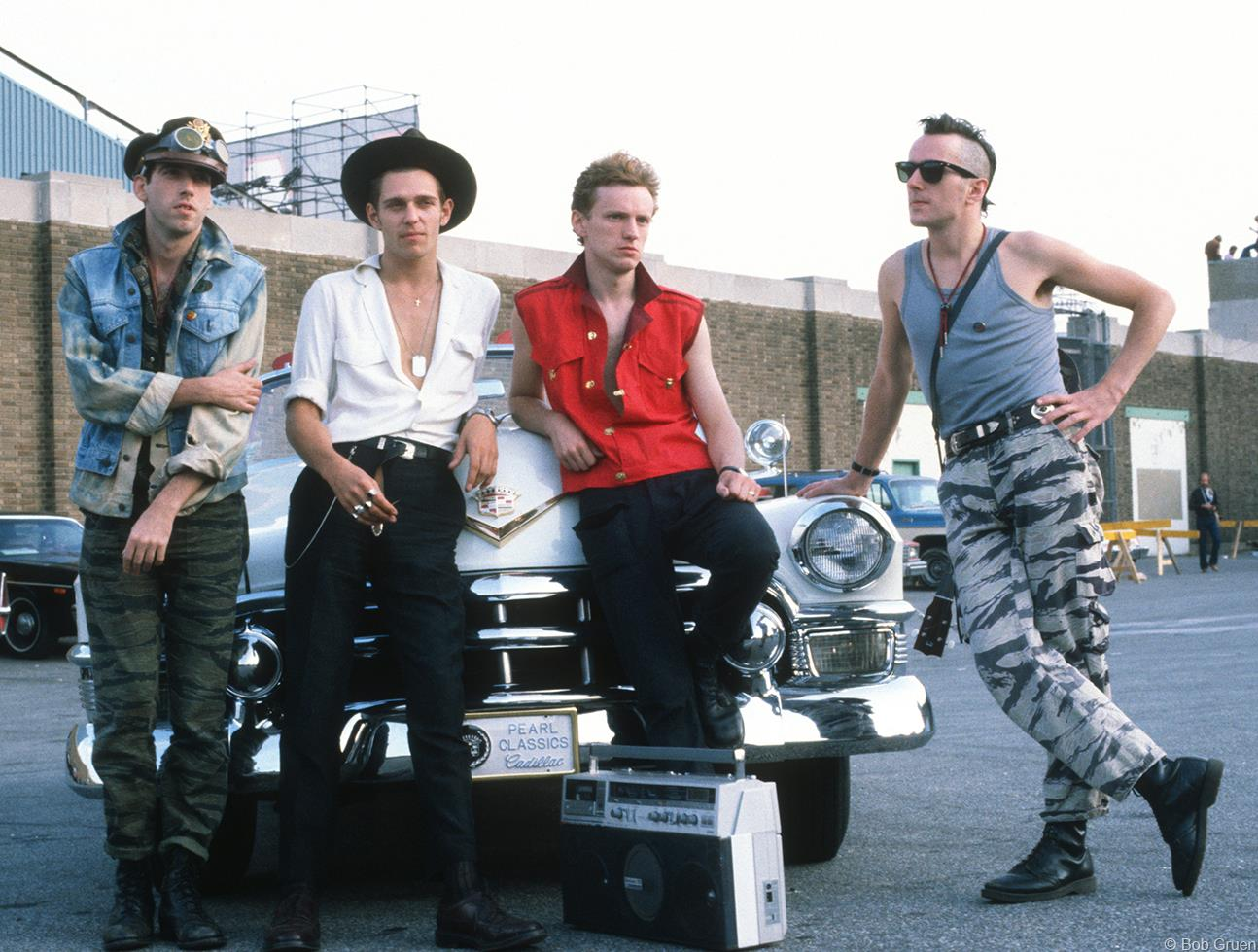 1982. «The Clash», Филадельфия