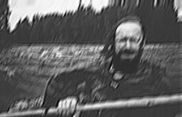 ЗПК С. Дормидонтов на лодке пересекает Новую Зеландию