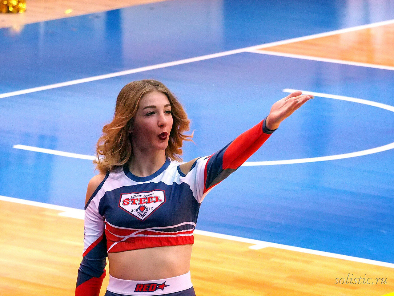 104 Матч звезд АСБ 2018 (ассоциации студенческого баскетбола)